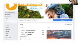 Maximising Facebook for Fundraising Appeals