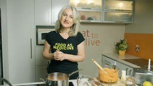 Good Mood Food from The Mediterranean, with Dr Sue Radd