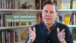 New Commitments for a New Renaissance, with Sheridan Voysey