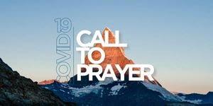 Call to Prayer Website