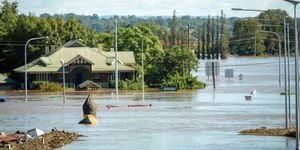 Providing Emergency Relief toFlood Victims inNSW